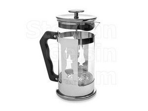 Bialetti French Press 0,35 Litre 3 Fincan