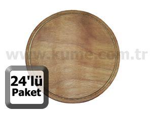 pizza tahtas 26 cm 6l paket pizza ev mutfak stoktangelsin com. Black Bedroom Furniture Sets. Home Design Ideas